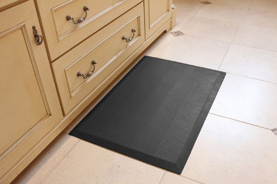 kitchen free wellness mats anti sale fatigue x on mat brown shipping