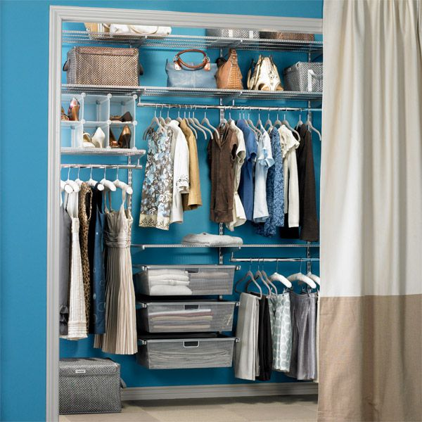 Organize Your Clothes 10 Creative And Effective Ways To Store And Hang Your Clothes: Personal Organizing