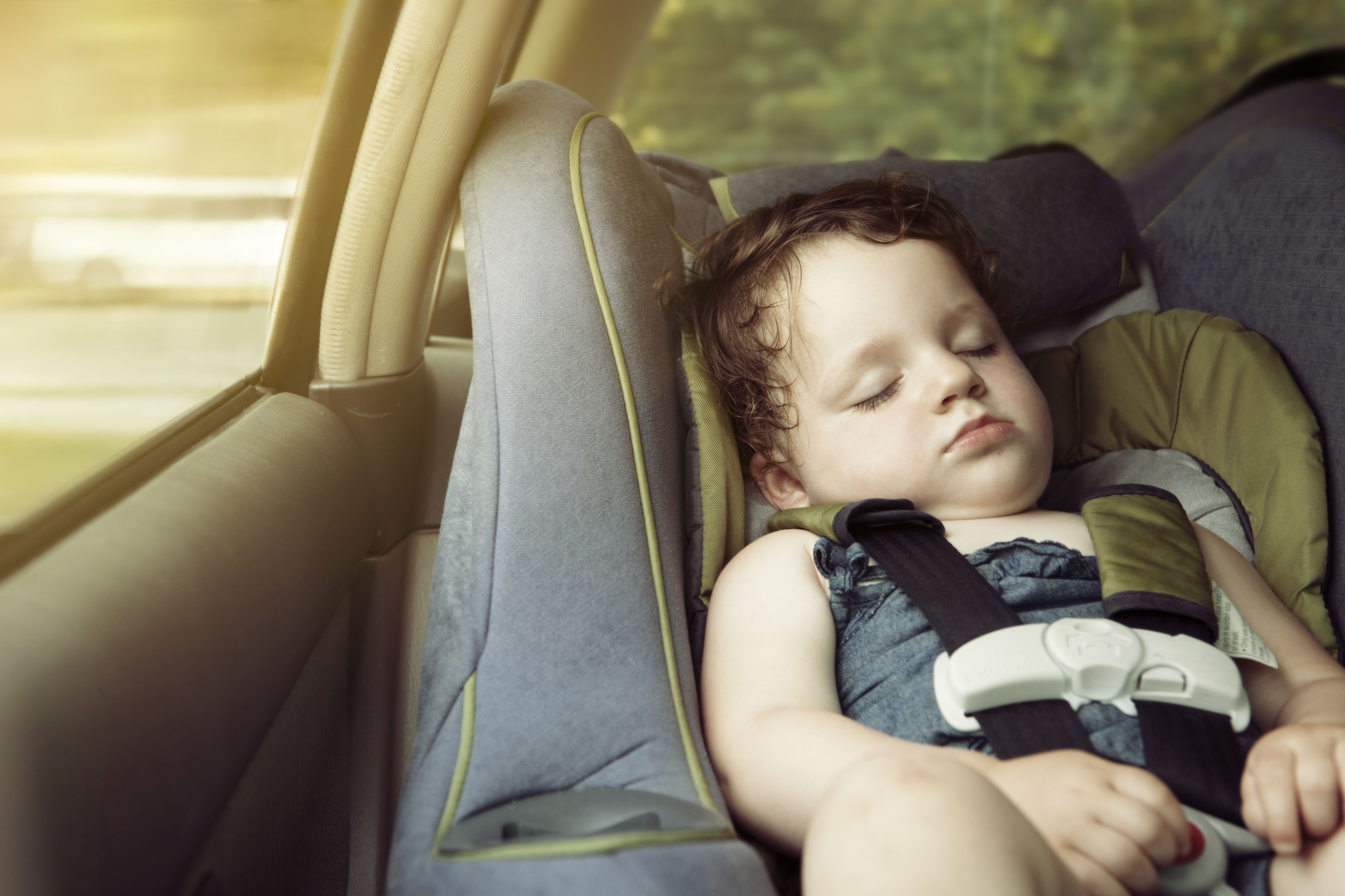 Baby Girl Infant Car Seats: Information On Infant Car Seat Cover Safety