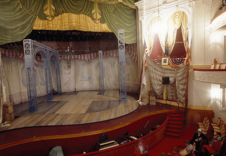 Photo Tour Of Ford S Theatre In Washington Dc