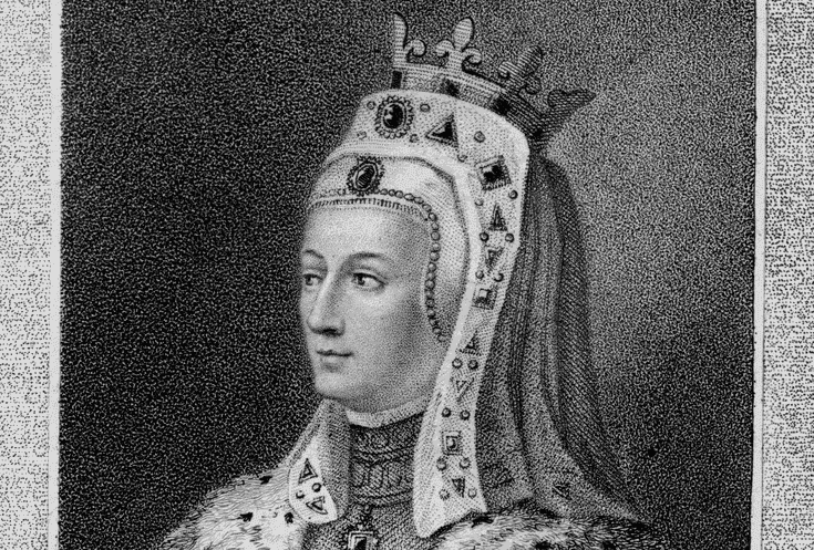 England's Queen Isabella, She-Wolf of France
