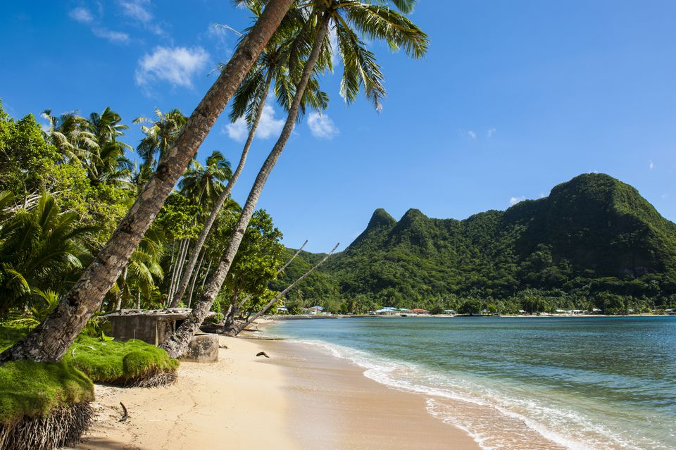National Park of American Samoa, Tutuila Island, American Samoa, South Pacific, Pacific