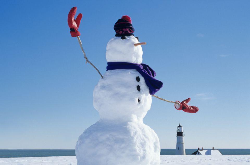 January Fun in New England