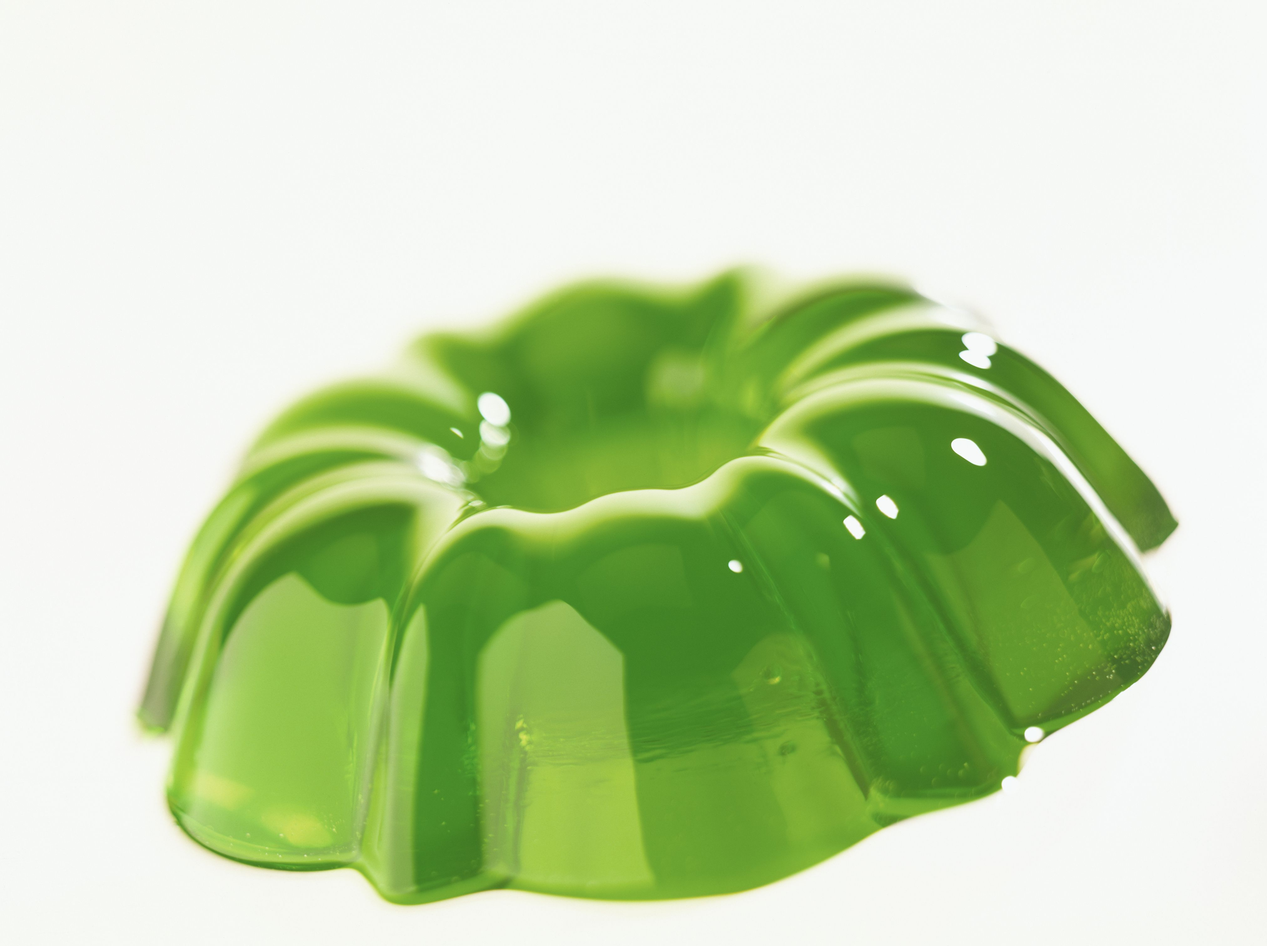 How Does Jell O Gelatin Work