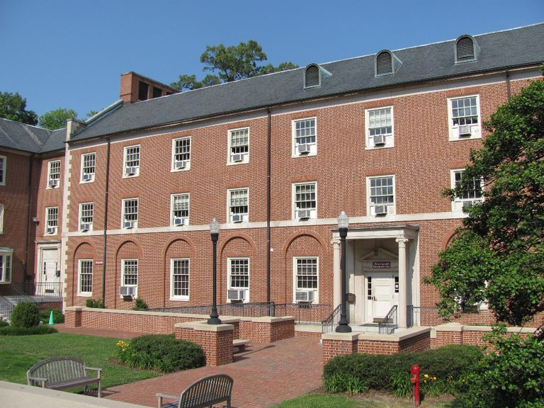Ragsdale Residence Hall at UNCG