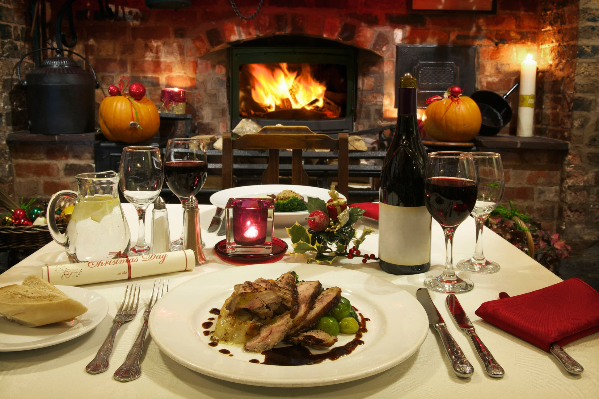 Are Restaurants Normallhy Open Thanksgiving