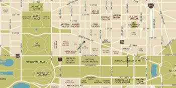 US Capitol Map And Directions Washington DC - Us capitol grounds map