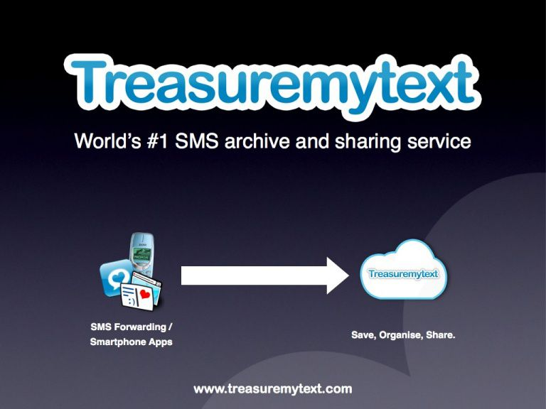Treasuremytext