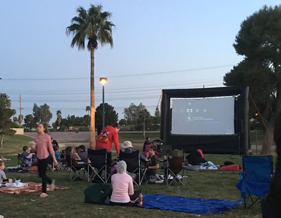 Ride-in-Movies in Mesa
