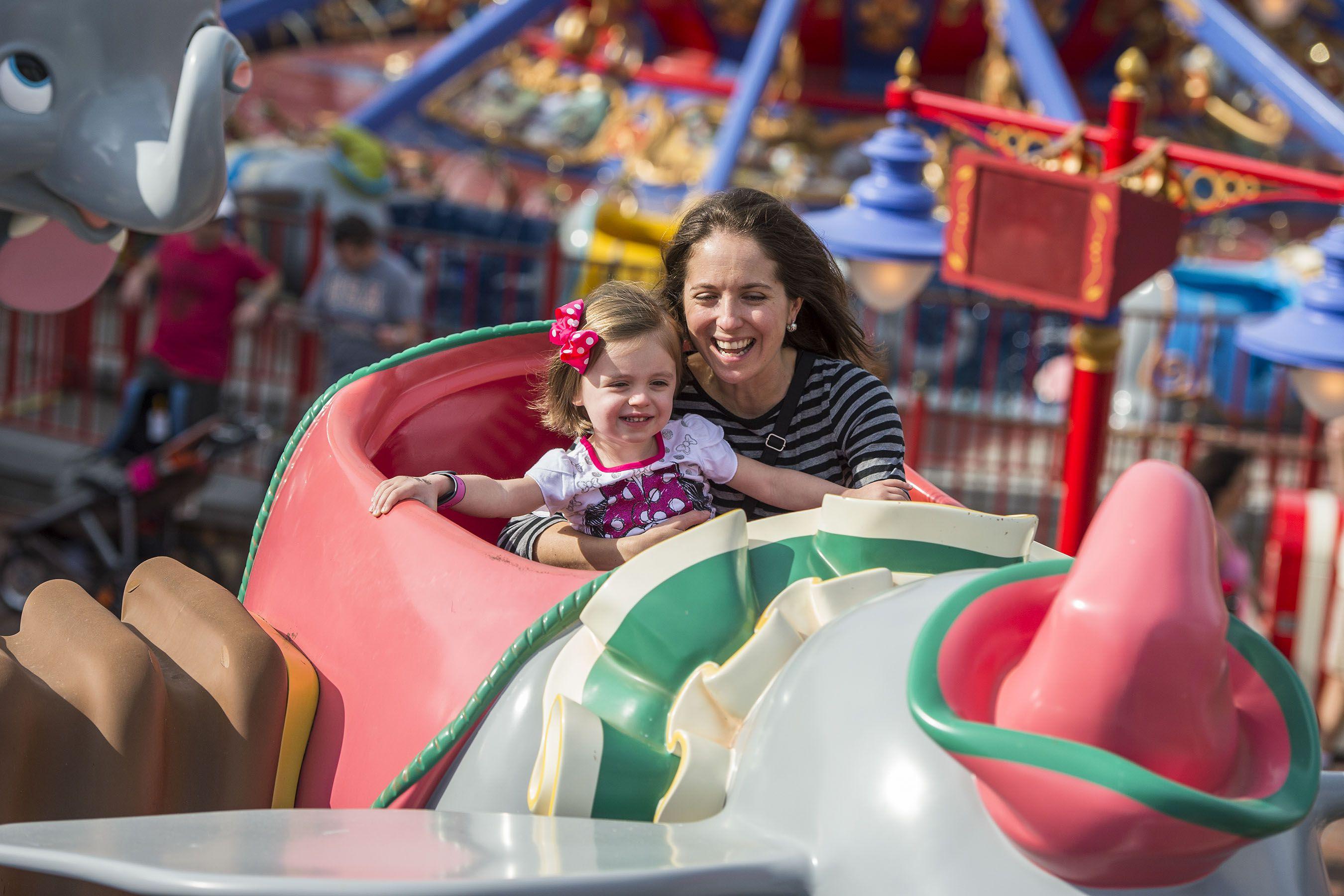 10 Best Disney World Rides For Kids