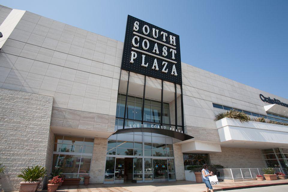 South Coast Plaza Restaurants Orange County Ca