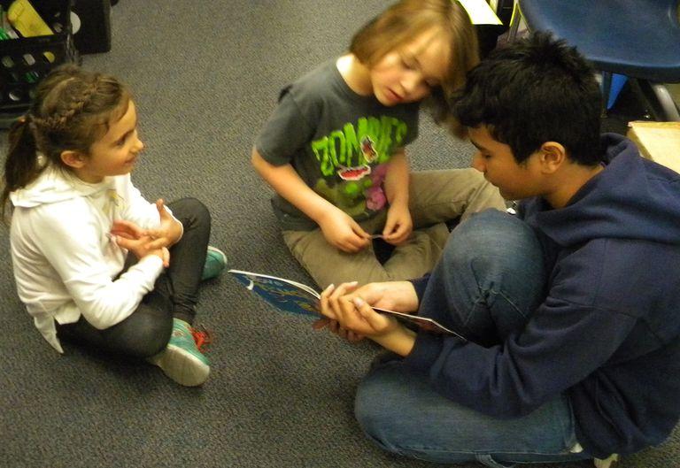 Reading aloud builds reading behavior