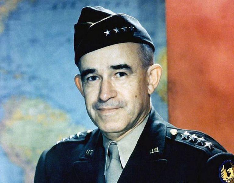 Omar Bradley after World War II