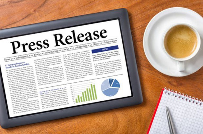 Sample Business Press Release in Correct Format