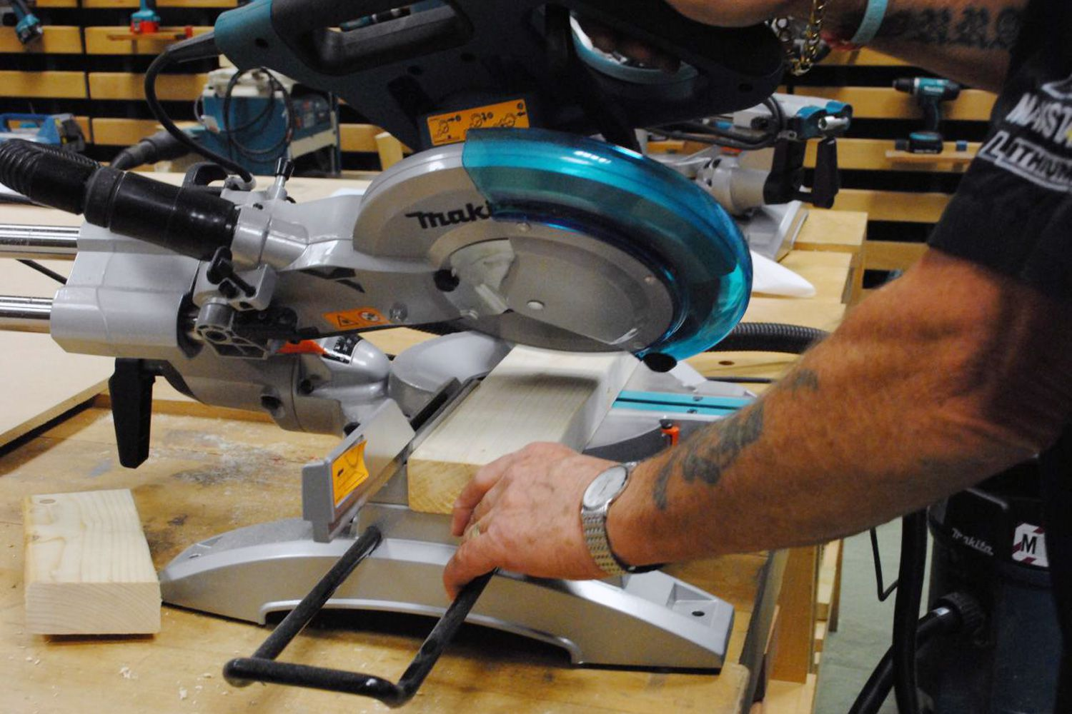 Image result for Compound miter saw