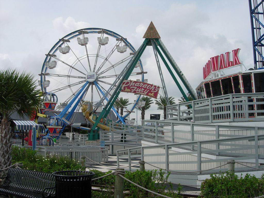 A Visitor S Guide To Kemah Boardwalk
