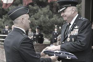 Gen Deppe retirement