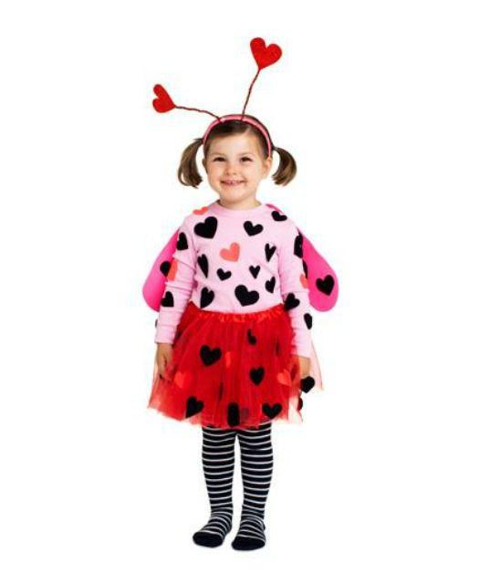 7 diy halloween costumes for kids love bug costume solutioingenieria Choice Image