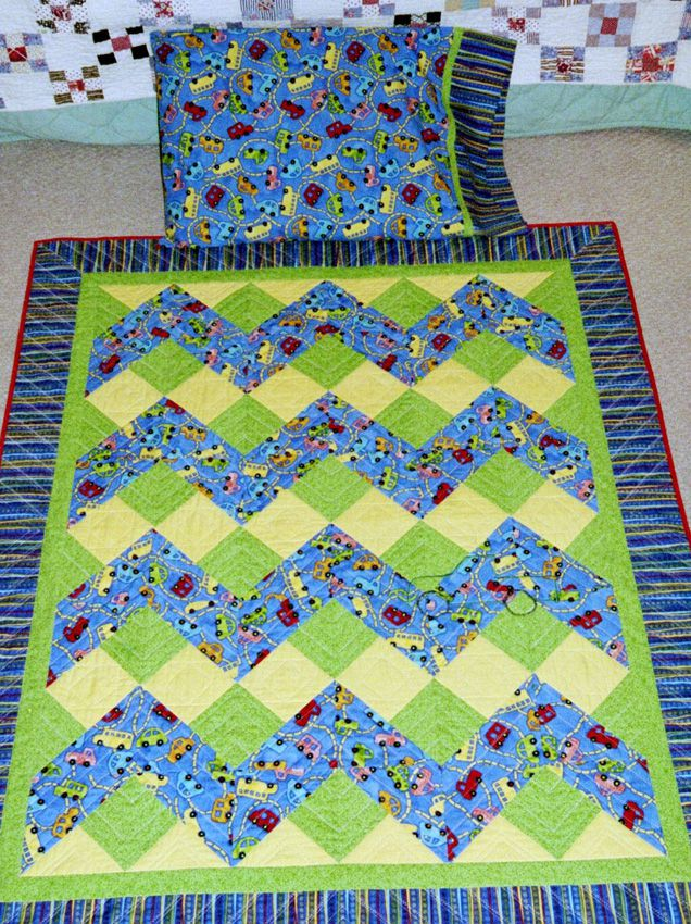 Baby Quilts for Boys Ideas : boy quilt pattern - Adamdwight.com