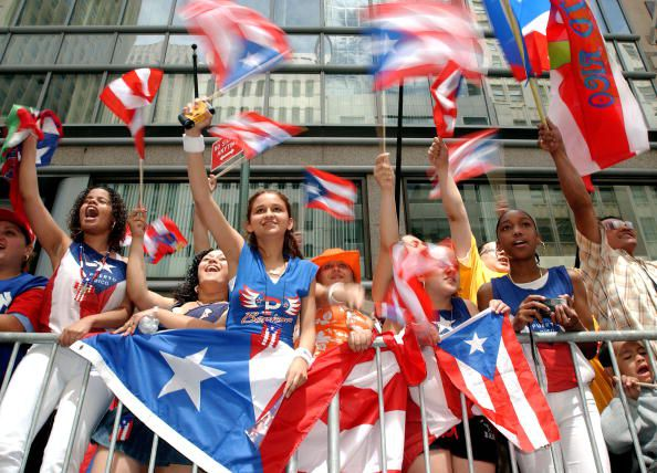 New York Puerto Rican Day Parade