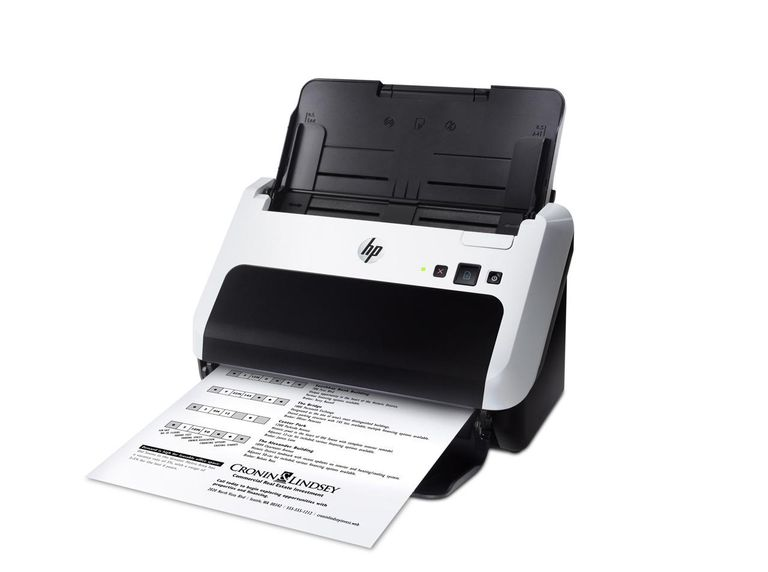 Hp scanjet professional 3000 document scanner review hp scanjet pro 3000 s2 2 reheart Image collections