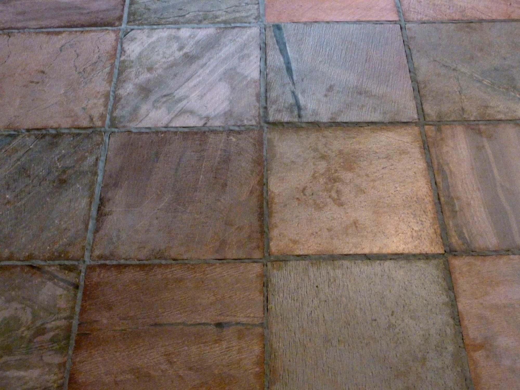 Installing slate tile step by step dailygadgetfo Images