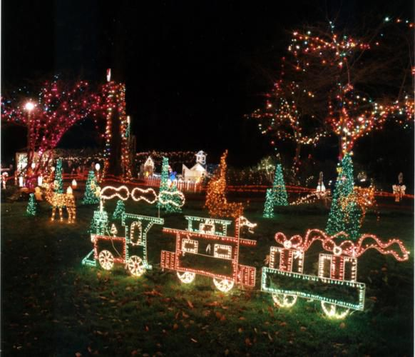 Stanley Park Bright Nights, Vancouver