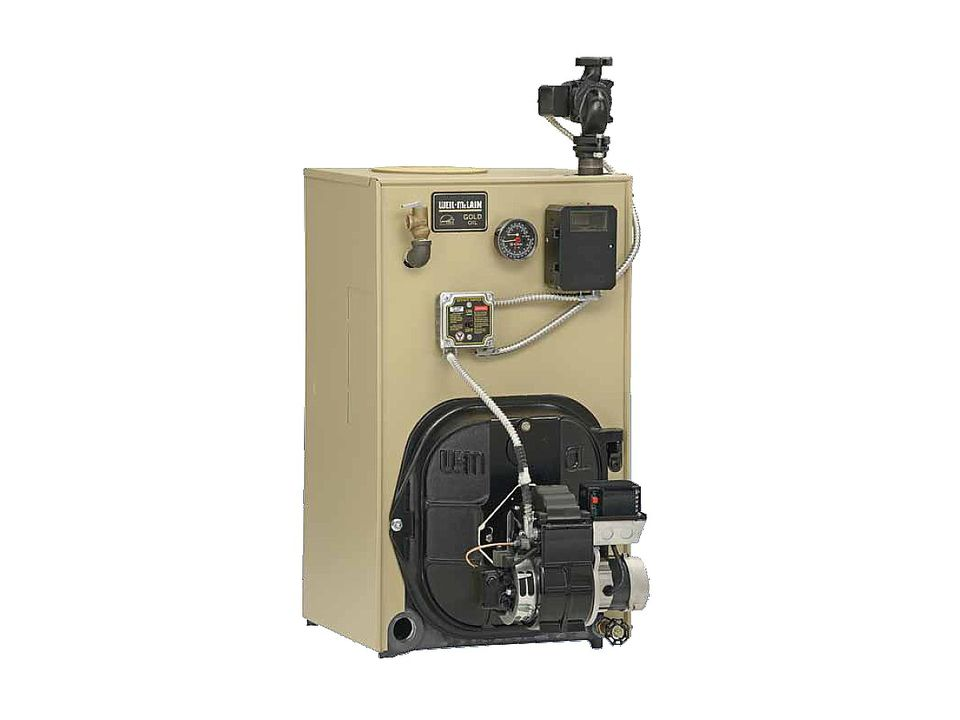 How to Repair an Oil Fired Boiler