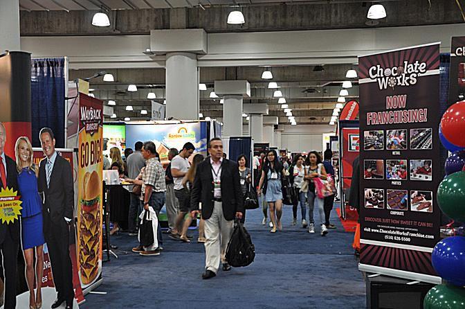 2015 International Franchise Expo