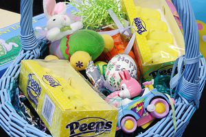Cheap easter baskets how to save on easter gifts easter basket negle Image collections