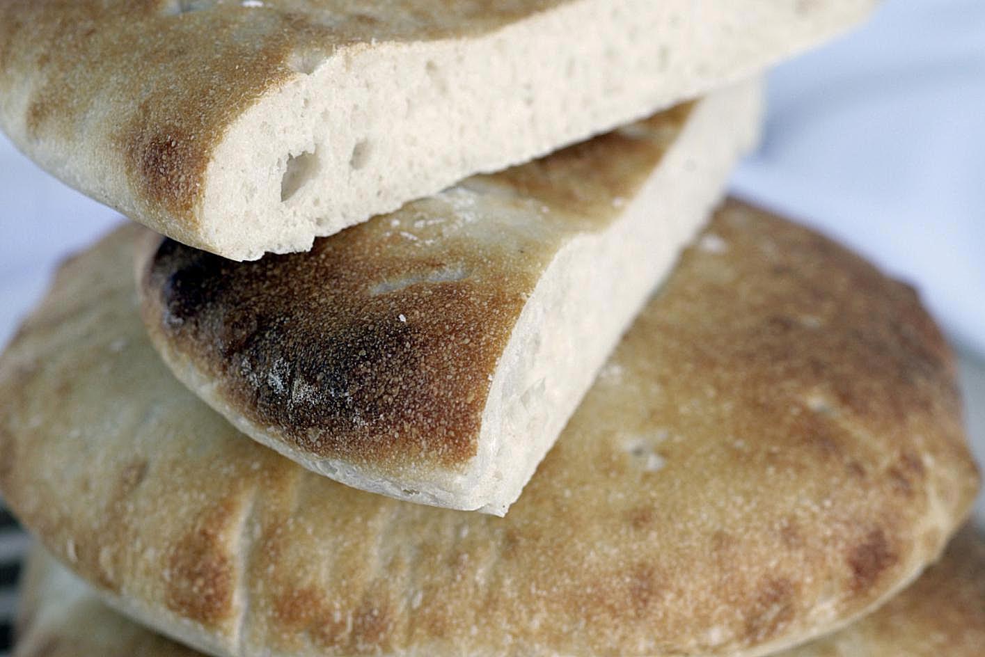 Griddle Flat Bread Recipe
