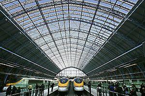 Eurostar St. Pancras