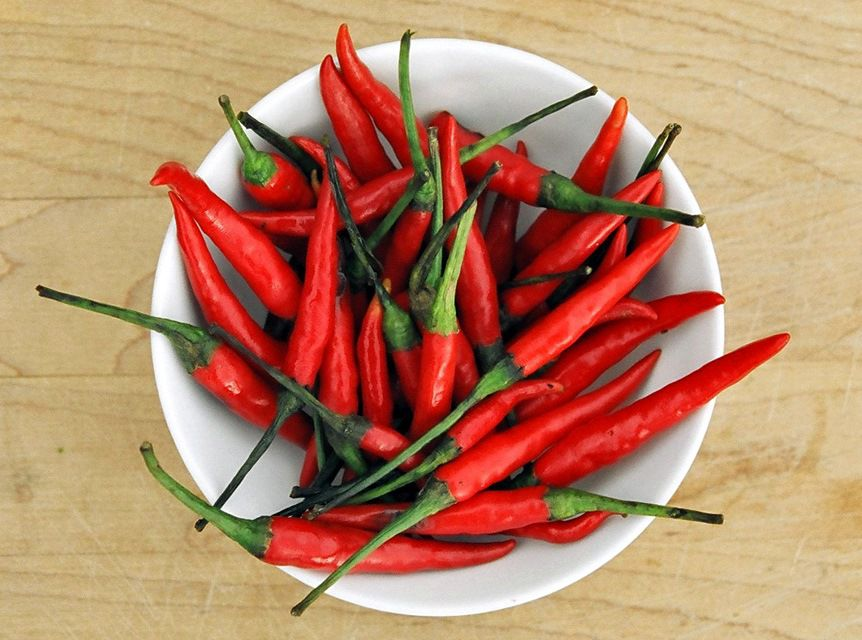 Thai Red Chili