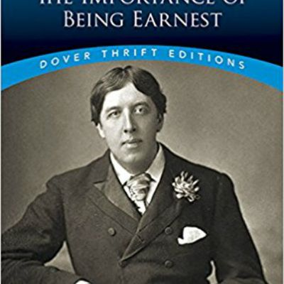 an analysis of oscar wildes play the importance of being earnest Literary devices in the importance of being earnest oscar wilde creates a comedic tone using puns, situational irony, dramatic irony, satire, and epigrams puns: a play on words so that a single word can have multiple meanings, puns not only reveal characters' cleverness but also suggest wilde's own opinions on certain topics.