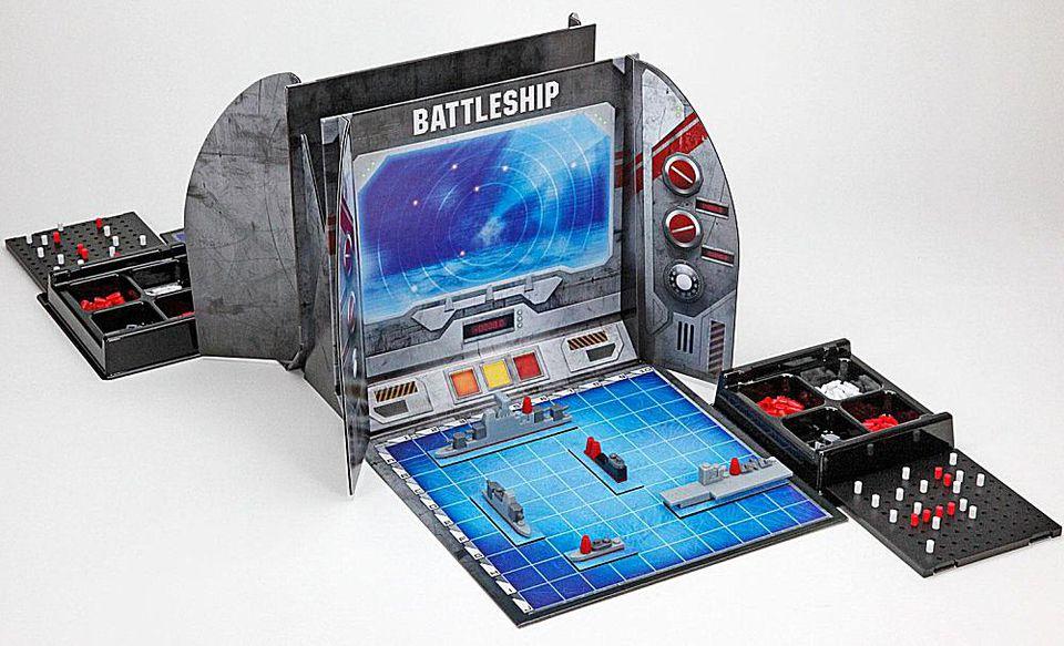 Battleship U-Build