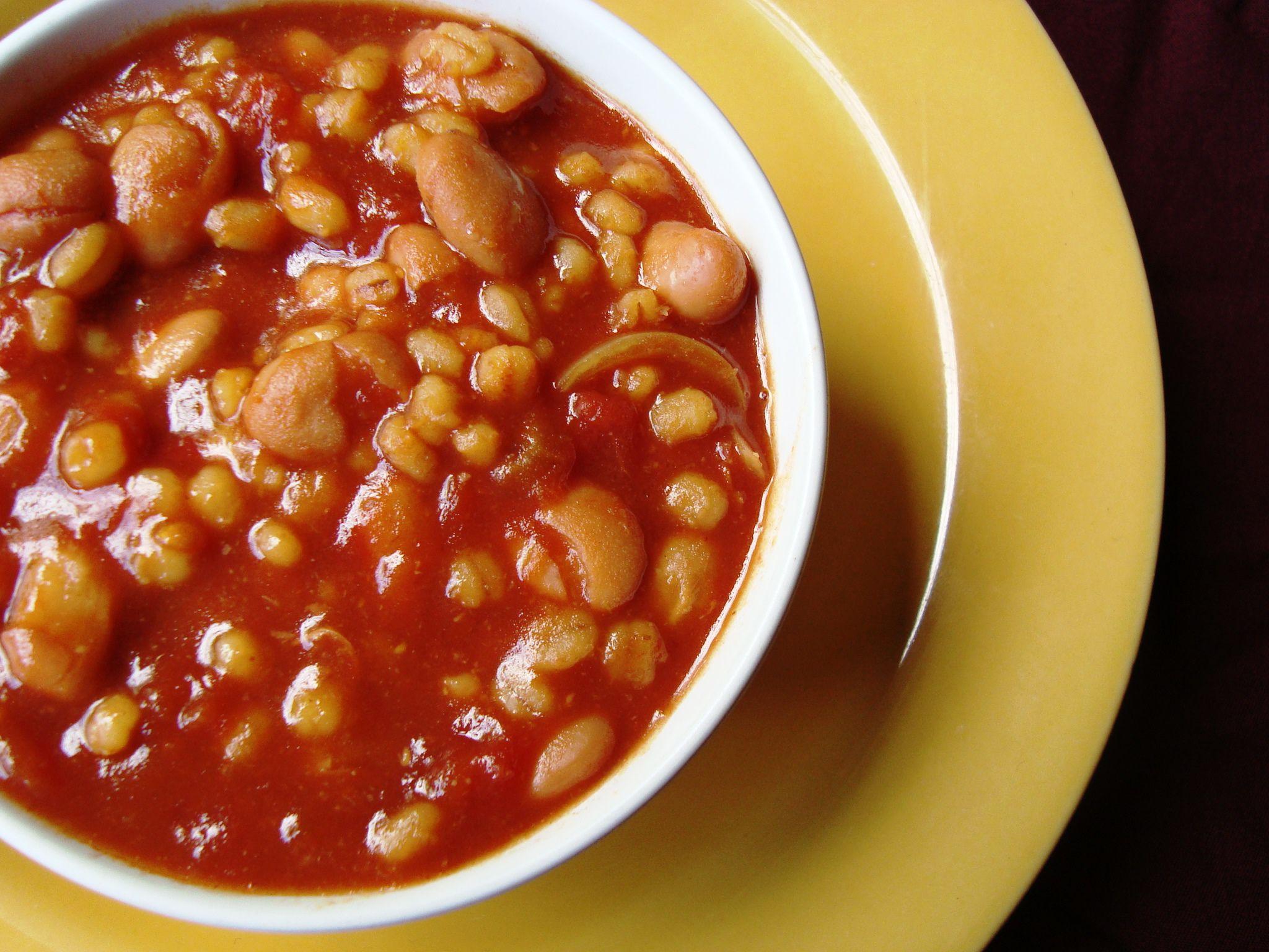 Jk Auto Repair >> Vegan Crock Pot Chili with Barley Recipe
