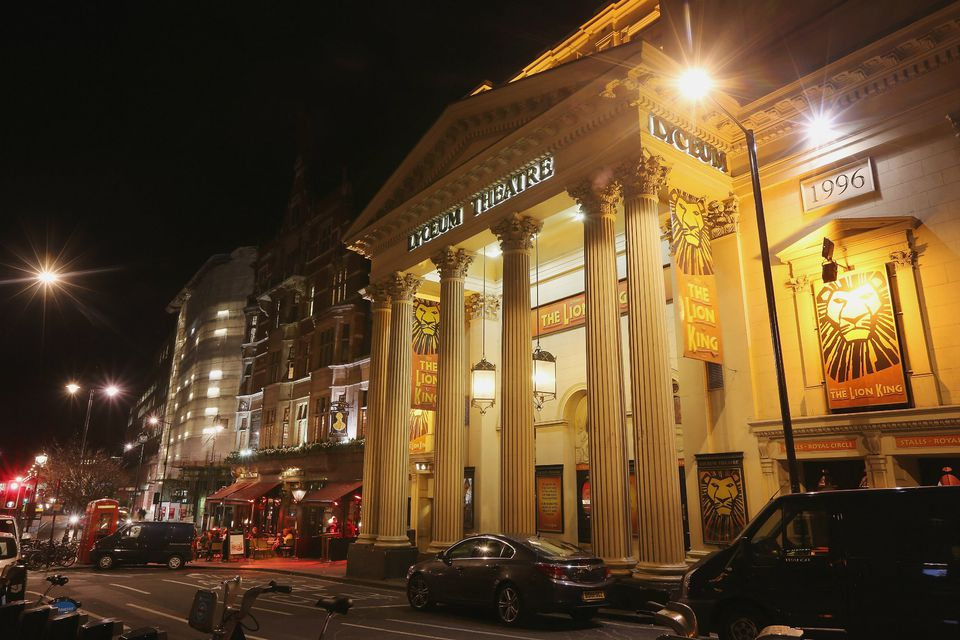 Hotel Near Lyceum Theatre London Cheap
