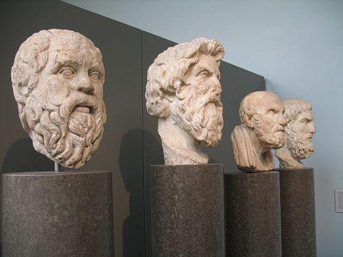 Greeks - Philosophers