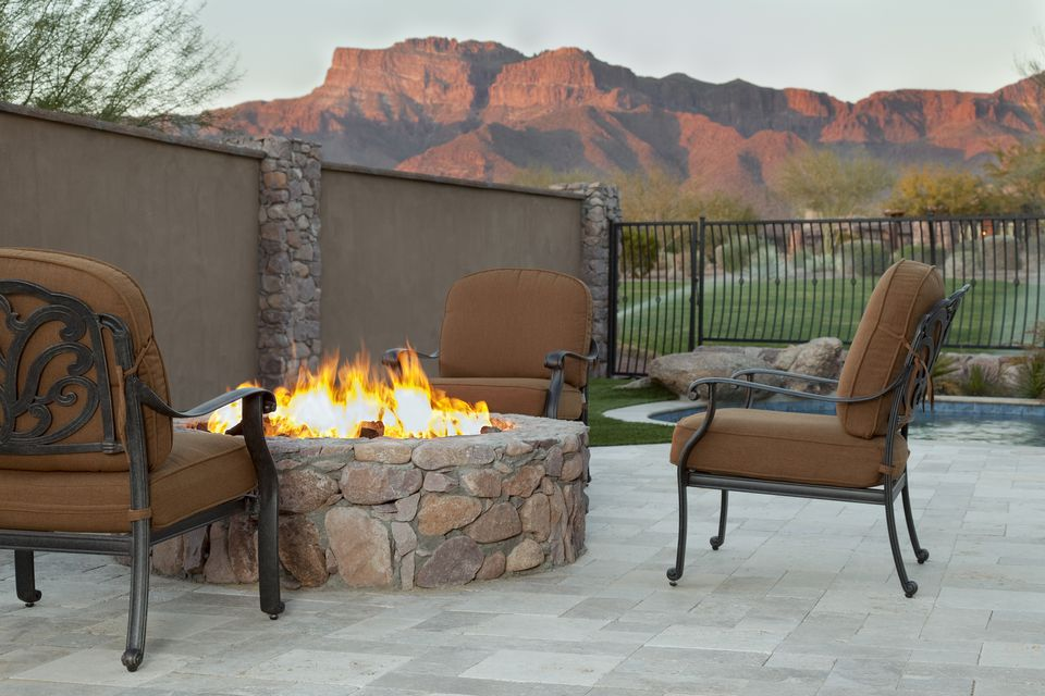 fireplaces and your arizona home