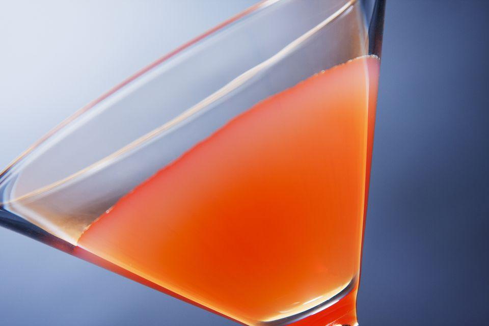 Gin & Sin Cocktail