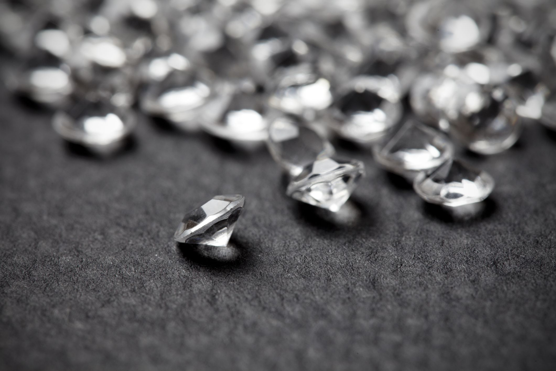 Chemistry of Diamonds Properties and Types
