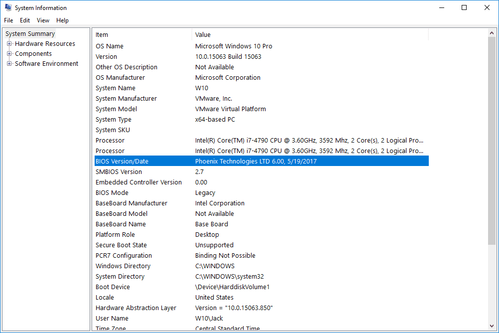 How To Check Windows   Build Number
