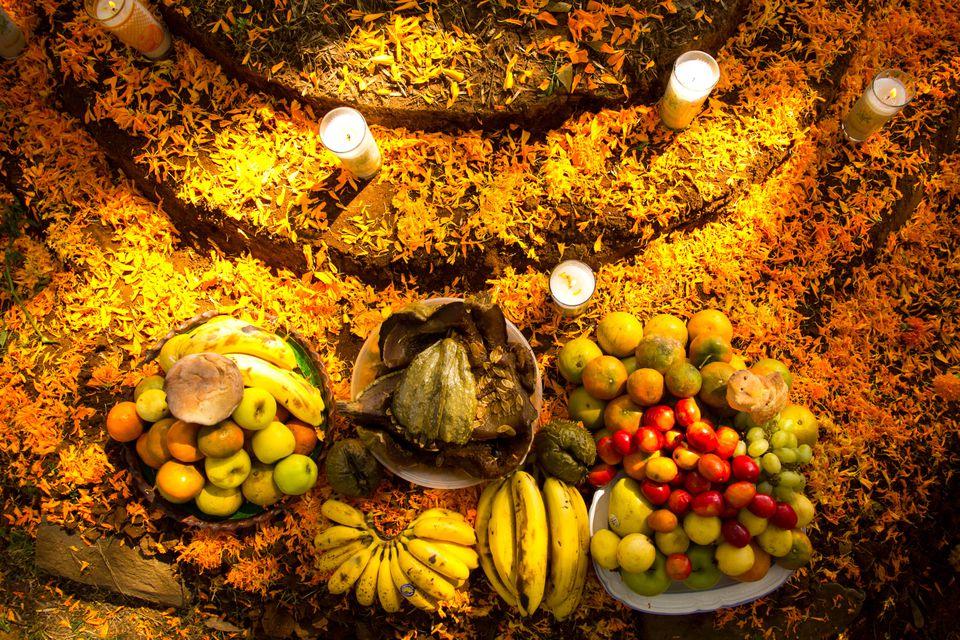 mexican christmas religion foods for day of the dead dia de los muertos