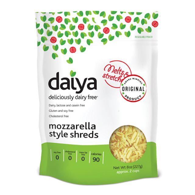 Daiya Mozzarella Style Shreds