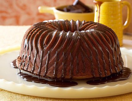 Tunnel Of Apples Bundt Cake Recipe