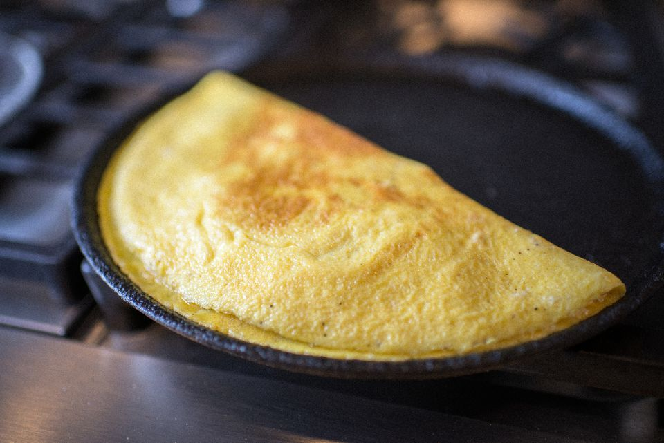 A Classic French Omelet Recipe