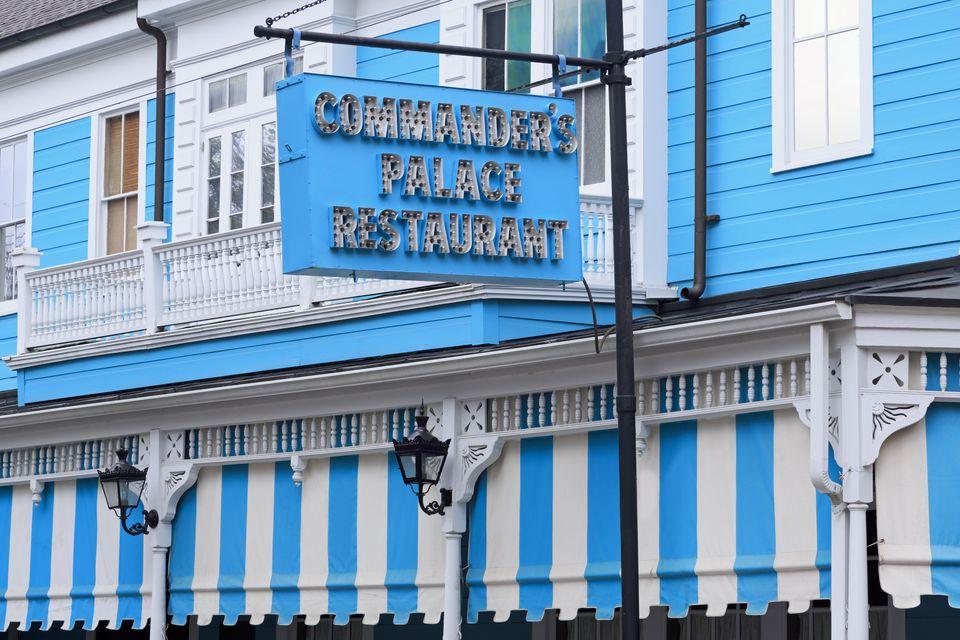 Commander's Palace Restaurant, Garden District