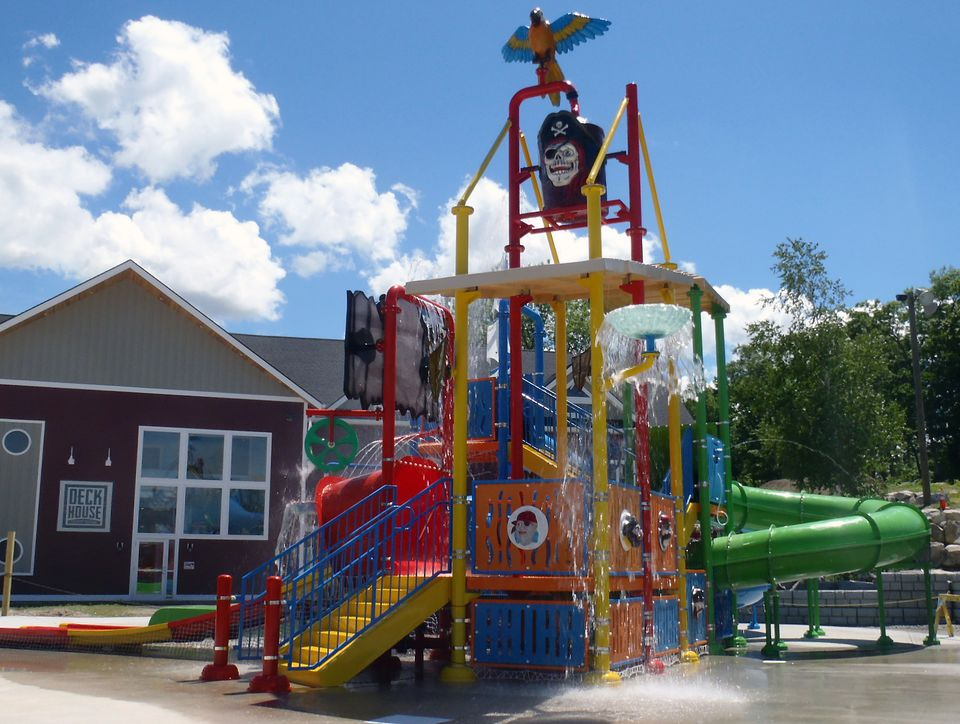Maine Theme Parks And Water Parks Where To Find Rides
