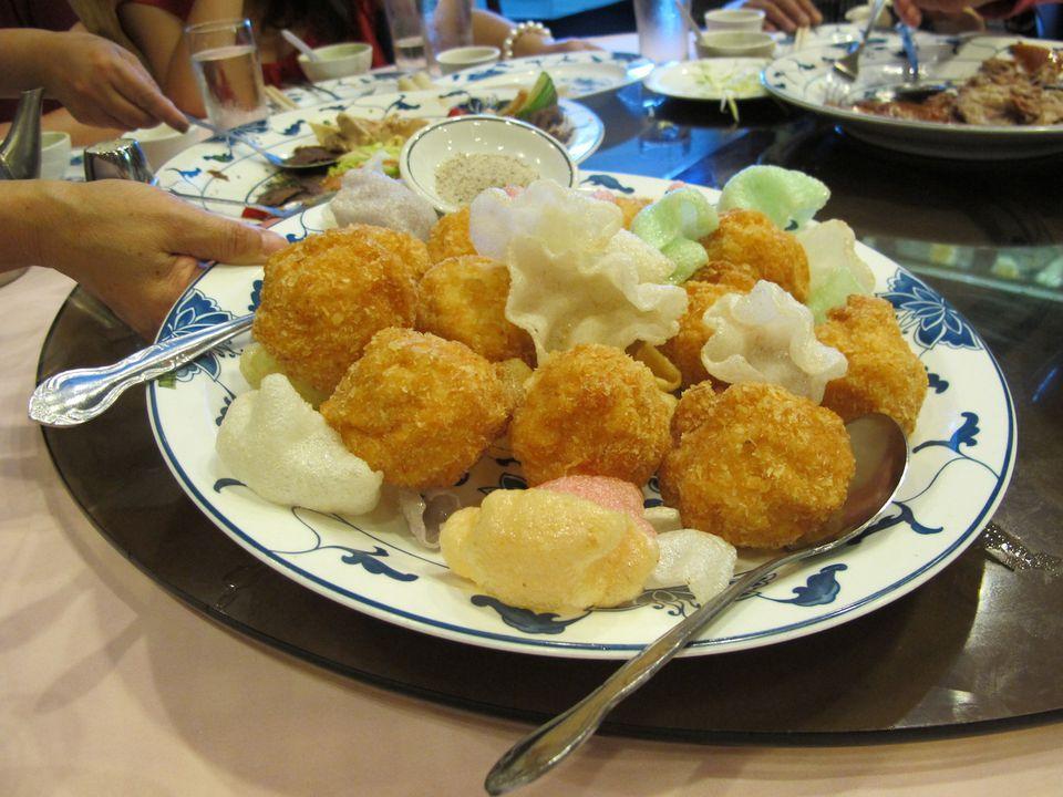 Chinese Shrimp Balls