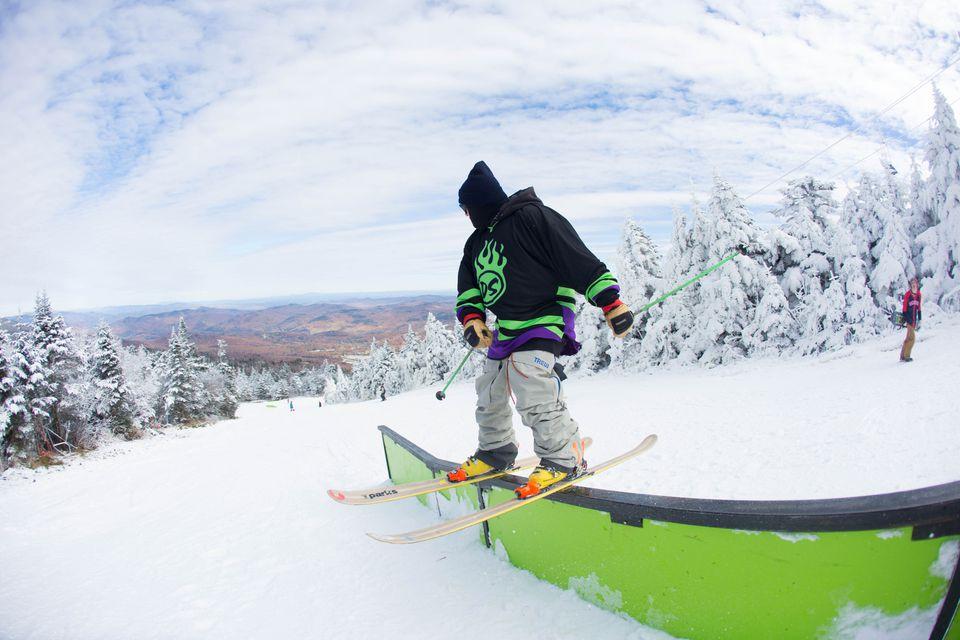 Winter Activities in New England